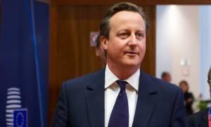 David Cameron prepares to hand over to Theresa May