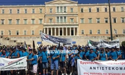 «Ελληνικά λιπάσματα»: Μεθοδεύσεις Λαυρεντιάδη καταγγέλλουν οι εργαζόμενοι (vid)