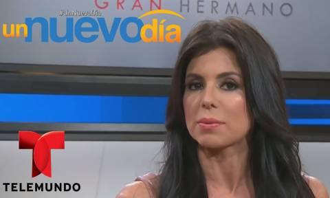 Χαμός στο δελτίο ειδήσεων:  Έδειξε το πλούσιο στήθος της στον αέρα και… (video)