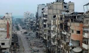 Συρία: Τουλάχιστον 31 νεκροί από αεροπορικές επιδρομές