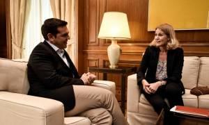 Τσίπρας και Μουζάλας συζήτησαν συνεργασία με ΜΚΟ για ασυνόδευτα προσφυγόπουλα