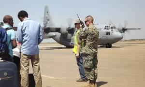 Νότιο Σουδάν: Δεκάδες Αμερικανοί στρατιώτες «φυλούν» την πρεσβεία των ΗΠΑ στην Τζούμπα