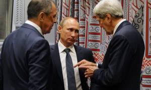 Путин примет Керри, речь пойдет о Сирии и Украине