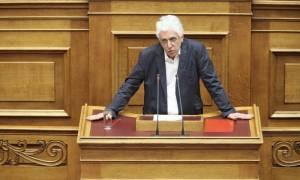 Άδειασμα Παρασκευόπουλου: Δεν υιοθετώ τα περι κυκλωμάτων στη Δικαιοσύνη