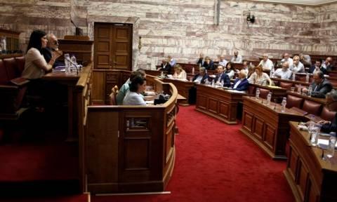 Βουλή: Ερώτηση 17 βουλευτών της ΝΔ για την κατάσταση στα Εξάρχεια