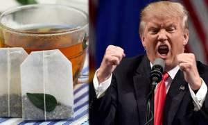 Ινδοί έστειλαν (για) τσάι (σ)τον Τραμπ