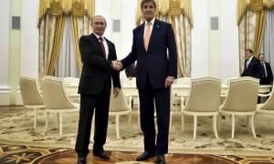 Ρωσία: Μαραθώνια συνάντηση Πούτιν και Κέρι για τον πόλεμο κατά του ISIS (Vid)