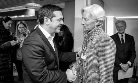 Το ΔΝΤ ομολογεί και η κυβέρνηση επιμένει στα Μνημόνια της αποτυχίας