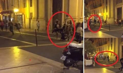 Επίθεση Γαλλία: Γυναίκες με καρότσια τρέχουν να σωθούν (video)