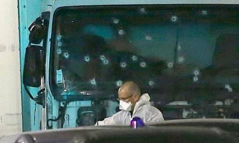 Επίθεση Γαλλία: Αυτό είναι το φορτηγό που σκόρπισε τον θάνατο στη Νίκαια (pics)