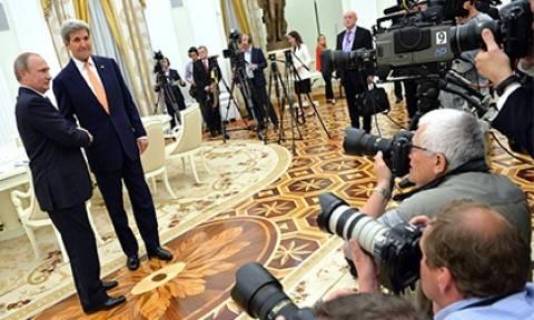 Песков рассказал об откровенной встрече Путина и Керри