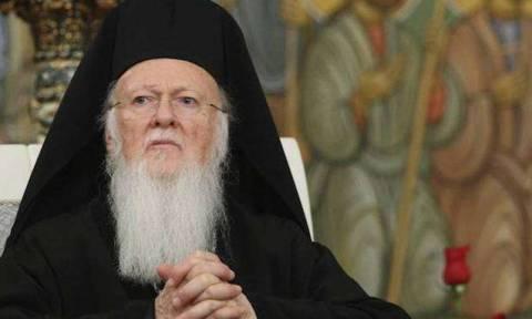 Ο Οικουμενιικός Πατριάρχης στην Παιδόπολη της νήσου Πρώτης (pics)