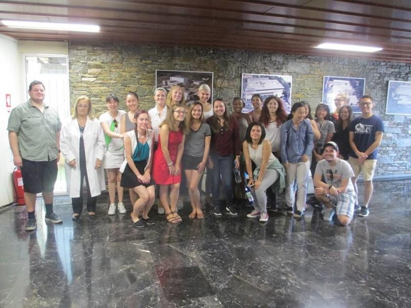 Επίσκεψη φοιτητών στο Α΄Εργοστάσιο της ΒΙΑΝΕΞ