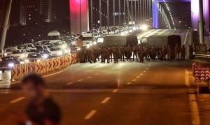 Κυβερνήτης Κωνσταντινούπολης: Το πραξικόπημα απετράπη και οι οργανώτες του συλλαμβάνονται