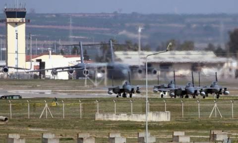 Έκλεισε η αεροπορική βάση του Ιντσιρλίκ