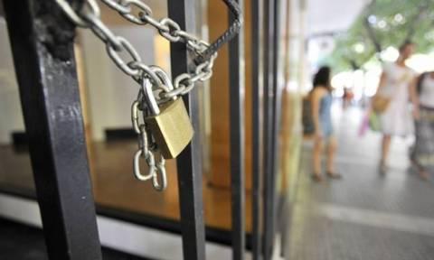 Στοιχεία σοκ: Χίλια «λουκέτα» το χρόνο - Ποια χρονιά έκλεισαν οι περισσότερες επιχειρήσεις