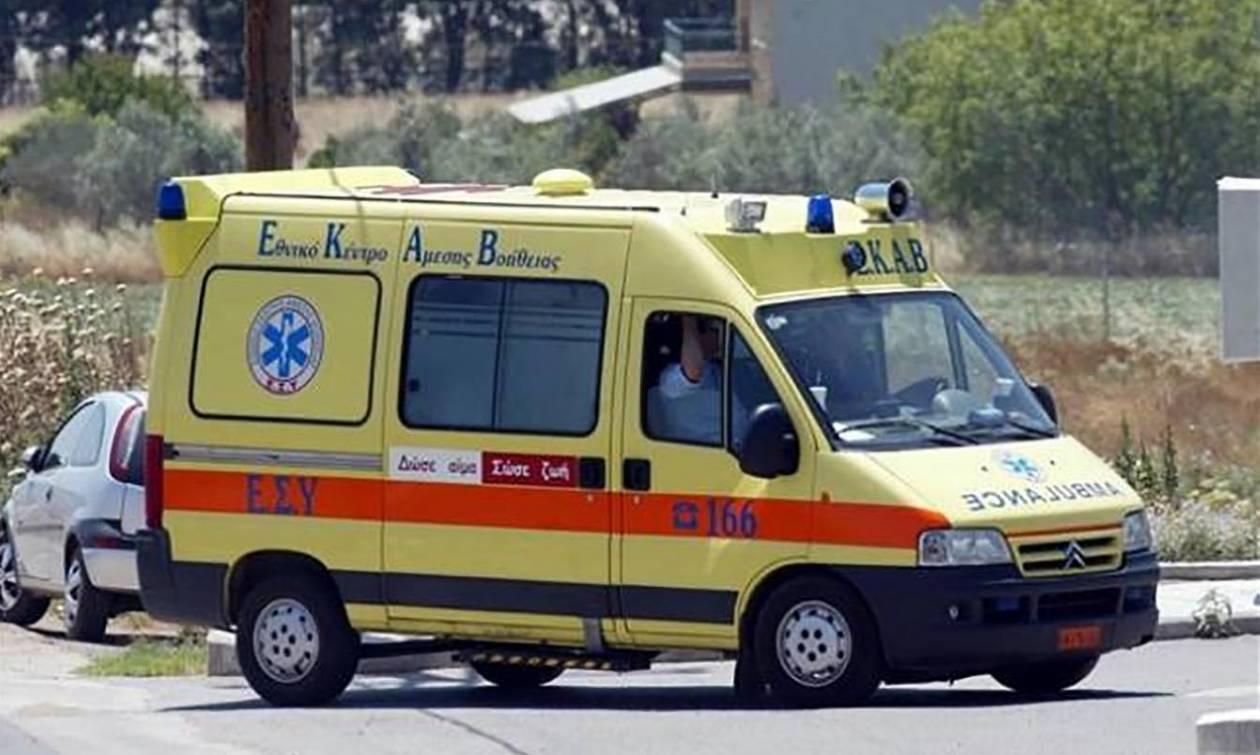 Κρήτη: Κυκλοφοριακό χάος από ανατροπή φορτηγού