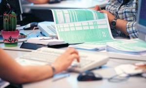 Φορολογικές δηλώσεις: Ολιγοήμερη παράταση - Δείτε τις καταληκτικές ημερομηνίες