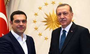 Премьер-министр Греции А.Ципрас провел телефонные переговоры с президентом Турции Р.Эрдоганом