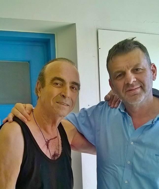 Γιώργος Βασιλείου: Η μάχη με τον καρκίνο και στήριξη των συναδέλφων του (pics)