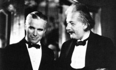 Ο απίθανος διάλογος του Άινσταιν με τον Τσάρλι Τσάπλιν που έμεινε στην Ιστορία