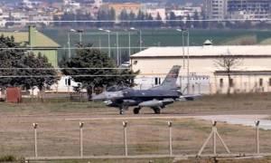 Συνελήφθη ο διοικητής της αεροπορικής βάσης Ιντσιρλίκ - Τι γίνεται με τις επιδρομές κατά του ISIS