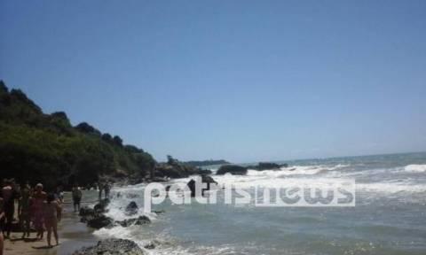 Ηλεία: Θρίλερ με λουόμενους σε παραλία – Καλούσαν τρομαγμένοι σε βοήθεια