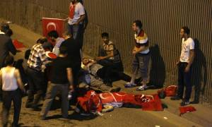 Πραξικόπημα Τουρκία: Ξεπερνούν τους 290 οι νεκροί - 1.400 οι τραυματίες
