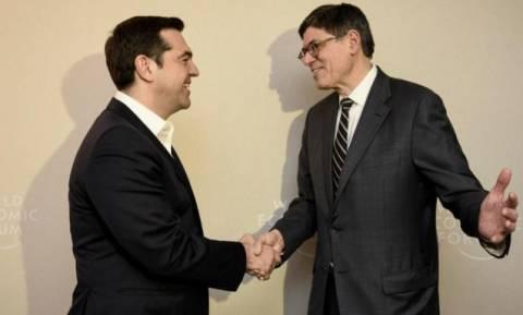 Έρχεται Αθήνα ο Λιου: «Μεταρρυθμίσεις και γρήγορα αν θέλετε ελάφρυνση»