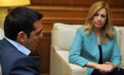 Αποκλειστικό - Τσίπρας: «Θα το μετανιώσει η Φώφη, για την απλή αναλογική!»
