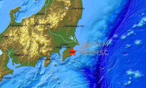 Σεισμός 5,2 Ρίχτερ στην Ιαπωνία