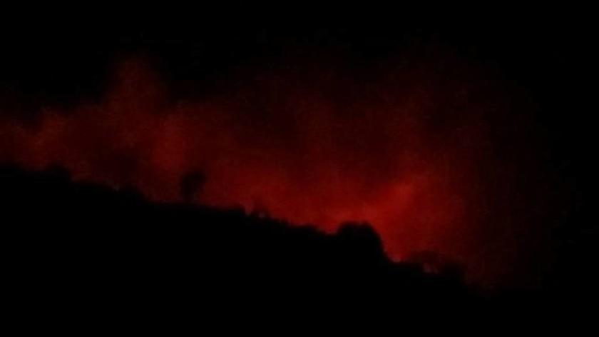 Μεγάλη φωτιά στην Ιεράπετρα