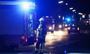 Вооруженный топором афганец напал на пассажиров поезда в Германии