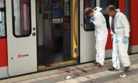 Γερμανία: Το Ισλαμικό Κράτος ανέλαβε την ευθύνη για την επίθεση στο τρένο (vid)