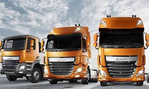 Πρόστιμα μαμούθ για καρτέλ σε κατασκευαστές φορτηγών