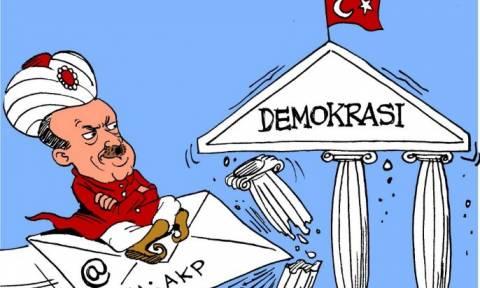 «Επίθεση» στο Wikileaks λίγο πριν τις δημοσιεύσεις για τον Ερντογάν
