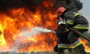 Φωτιά στο Μαρούσι