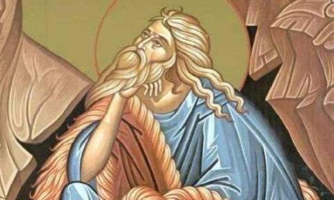 Εορτή του Αγίου Προφήτου Ηλία