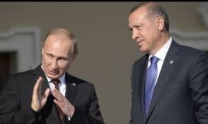 Συνάντηση Πούτιν - Ερντογάν στις αρχές Αυγούστου