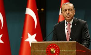 Ερντογάν: Κηρύσσω τη χώρα σε κατάσταση έκτακτης ανάγκης