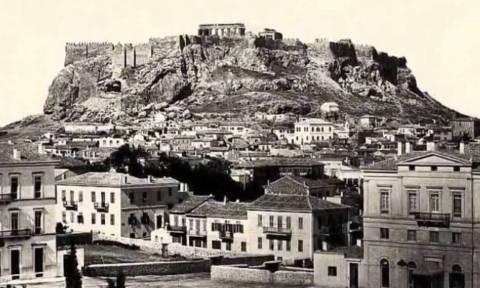 Δείτε: Σπάνιες εικόνες της Αθήνας (vid)