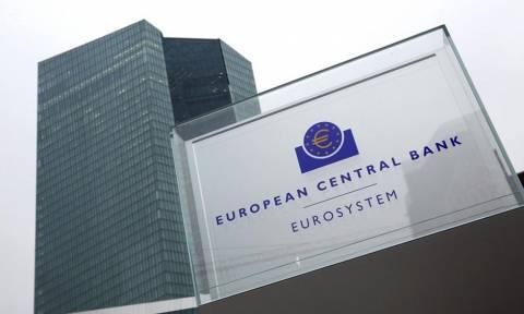 Αμετάβλητα αποφάσισε να διατηρήσει τα επιτόκιά της η Ευρωπαϊκή Κεντρική Τράπεζα