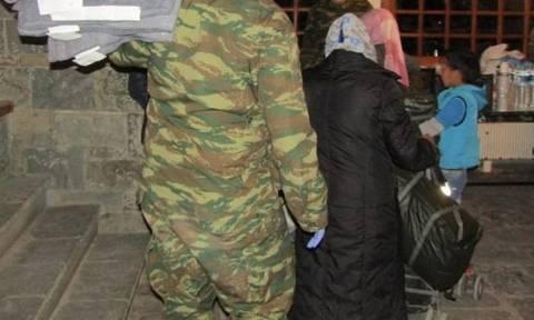Θετικοί στη φυματίωση στρατιωτικοί που υπηρετούν σε κέντρο μεταναστών στα Ιωάννινα