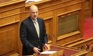Βουλή: Κόντρα Χρυσής Αυγής – Δένδια για τη δολοφονία Φύσσα