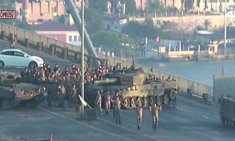 Πραξικόπημα Τουρκία: «Δεν μετανιώνω που κατέλαβα τη γέφυρα του Βοσπόρου»