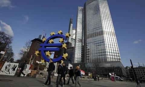 ΕΚΤ: Χαμηλότερη ανάπτυξη της Ευρωζώνης λόγω του Brexit
