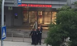 Μακελειό στο Μόναχο: Τουλάχιστον εννιά νεκροί από επίθεση σε εμπορικό κέντρο (videos+photos)