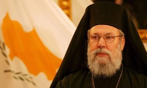 Στην Δαμασκό με πρόσκληση Άσαντ ο αρχιεπίσκοπος Χρυσόστομος