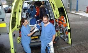 Νανά Καραγιάννη: Μεταφέρθηκε εσπευσμένα στο Αγία Όλγα