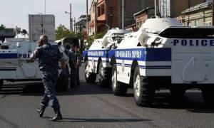 Αίσιο τέλος στην ομηρία στην Αρμενία μετά από μια εβδομάδα